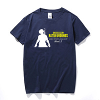 2017 COOL New World Hot FPS Game Player Unknown S Battlegrounds T Shirts PUBG Men S
