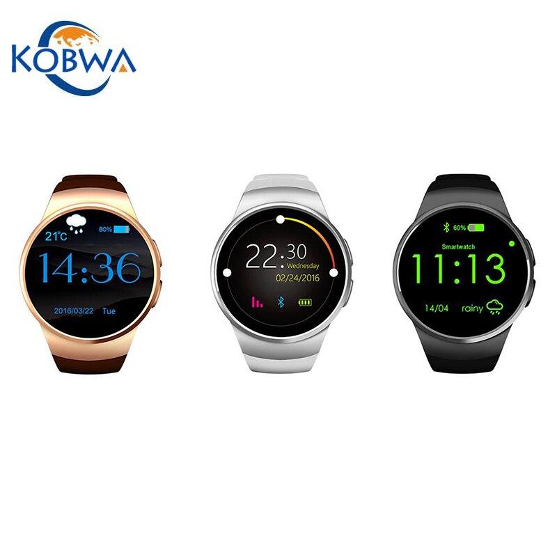 Waterproof Fashion Bluetooth Android Smart Wrist Watch ...
