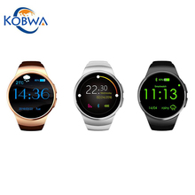 Waterproof Fashion Bluetooth Android Smart Wrist Watch Sport Intelligent Wearable Device With Camera Heart Rate SIM TF For Apple