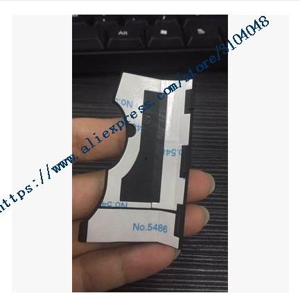 Nouveau 100% Original D5 CF couverture de carte en caoutchouc couverture de carte de stockage en caoutchouc pour NIKON D5