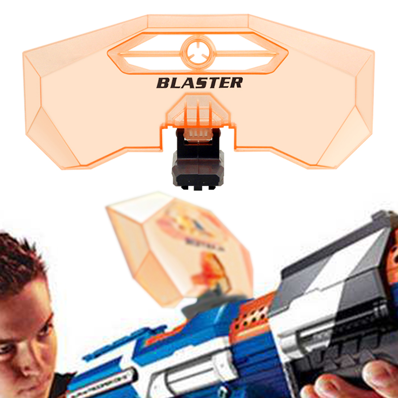 Blaster Toy Gun Tactical Front Shield For Nerf Airsoft Gun Pistol Air Oyuncak Silah