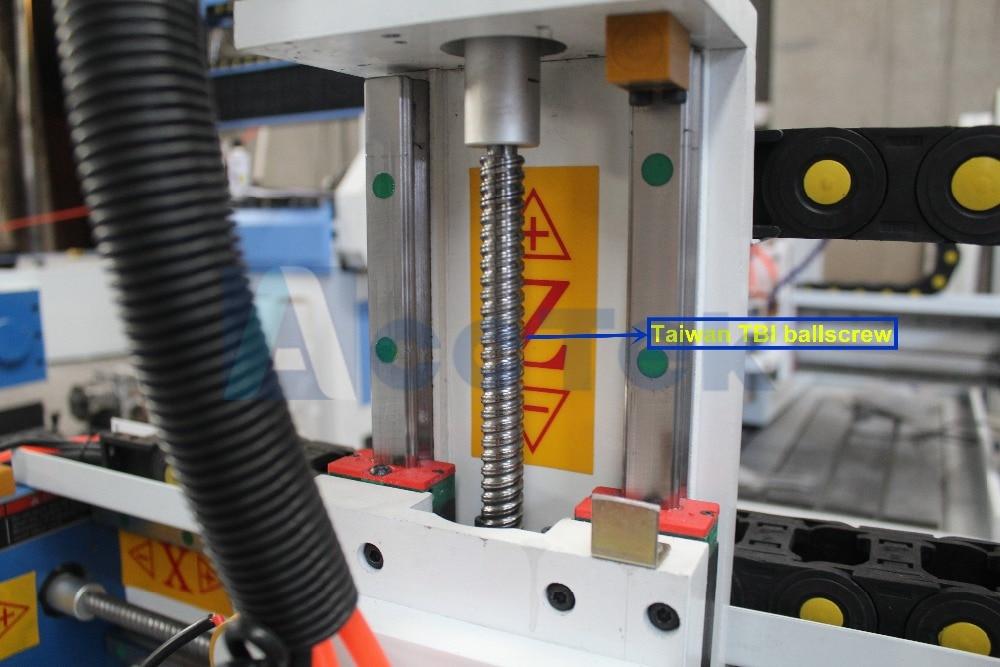 Chine Acctek CNC routeur machine mini 6090 3d scanner laser machine - 4
