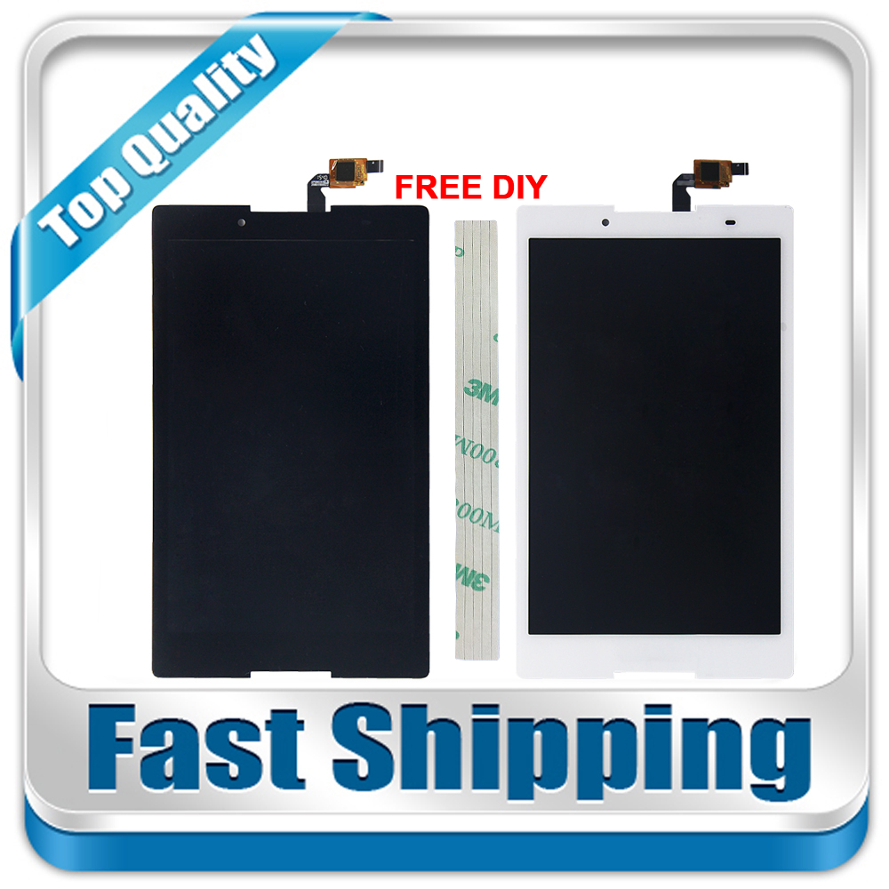 New For Lenovo Tab3 Tab 3 8 850 TB3-850 TB3-850F TB3-850M Replacement LCD Display Touch Screen Assembly 8-inch Black White