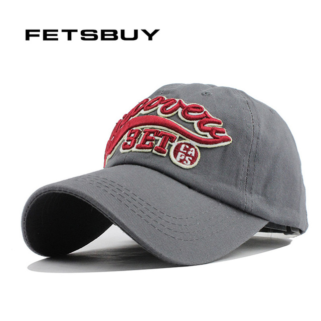 7e82dbd00ed FETSBUY Baseball Cap Men Cotton Letter Casquette Leisure Hats Men S Hat For Man  Women Flat Gorras
