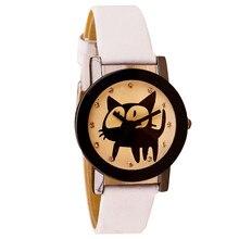 Crystal Cat Watch