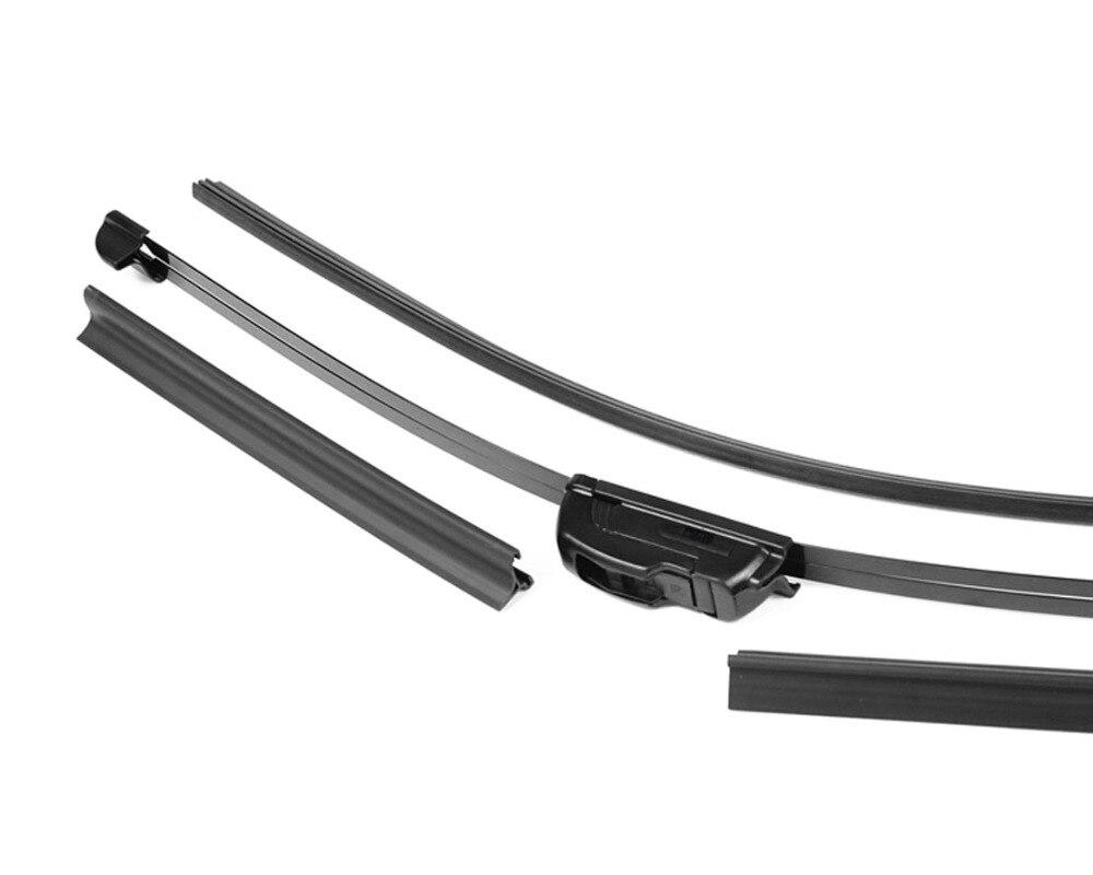 beler J Hook 24 Soft Quality Bracketless Frameless AAA Rubber Window Windshield Wiper Blade For VW Audi Nissan Toyota Hyundai