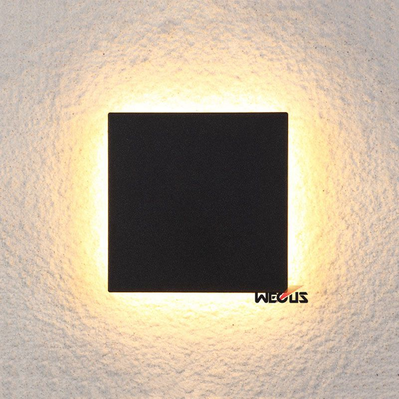 cheapest 6W 12W Outdoor Waterproof IP65 Wall Lamp Modern LED Wall Light Indoor Sconce Decorative lighting Porch Garden Lights Wall Lamps