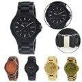 Montre Femme Reloj De Señoras De Lujo de Las Mujeres a granel cantidad De Madera Femenino Reloj de Cuarzo con Fecha Relojes De Marca Mujer + Caja Trendy