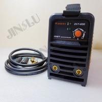 ARC160 ZX7 160 Welder IGBT DC Inverter MMA Welding Machine With 3M Earth Clamp 3M
