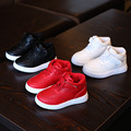 the new boys and girls children' s shoes in the help of children 's casual shoes in large children