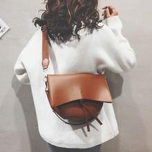 European Retro Fashion Tote bag 2020 New Quality Soft PU Leather Women's Designer Luxury Handbag Casual Shoulder Messenger bag