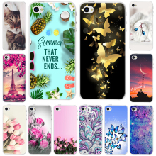 цена на Fashion Painted Case For Apple iPhone 4S 4 Case Cover Cute Cartoon Silicone Back Cover For iphone 4s 4 S 5 SE 6S Phone Bag Case