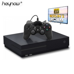2018 جديد جدا HD فيديو 4 كيلو لعبة وحدة التحكم المدمج في 800 ألعاب 64 بت HDMI الإخراج التلفزيوني الرجعية الأسرة التلفزيون لعبة لاعب ل PS1/CPS/GBC/SMS