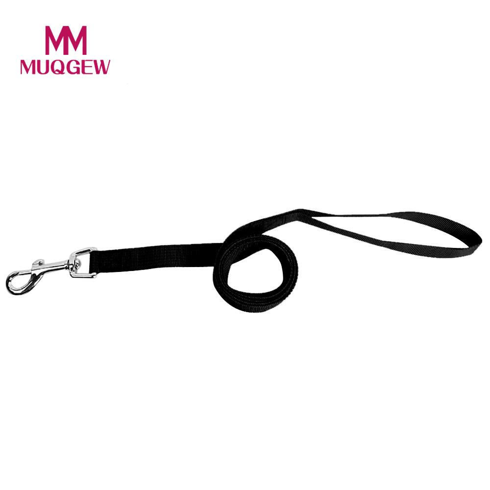 Nylon Dog Leashes Pet Walking Training Dogs Collar Lead