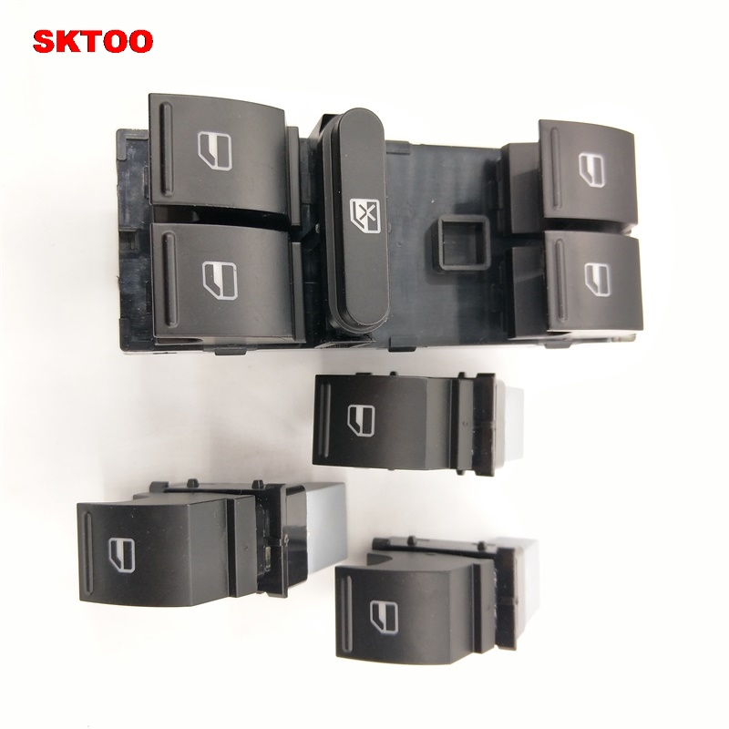 Excellent Us 8 4 16 Off Sktoo Window Switch Glass Lifter Switch For Seat Vw Tiguan Jetta Golf Mk5 Mk6 Gti Rabbit Passat Tiguan 1K4959857B 7L6 959 855B In Car Gmtry Best Dining Table And Chair Ideas Images Gmtryco