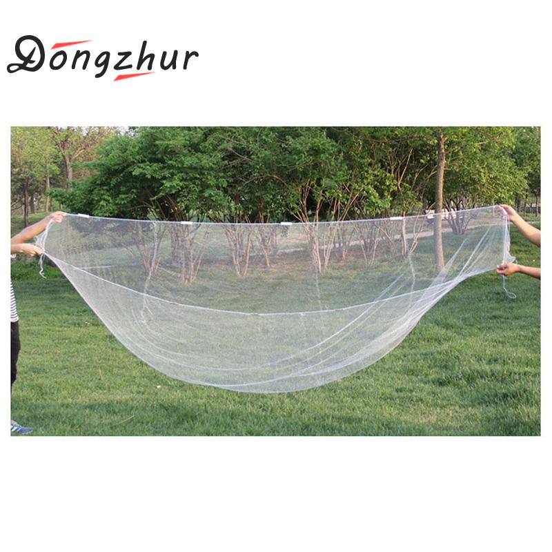 Dongzhur Fishing Net Single Mesh Nylon Durable Accessories Float Trap 3M 4M 5M Fishing Network Fishing Gear Drop Shipping все цены