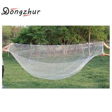 Dongzhur Fishing Net Single Mesh Nylon Durable Accessories Float Trap 3M 4M 5M Network Gear Drop Shipping