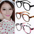 New eyeglasses frames adjustable nose pad men women vintage large frames stylish designer oculos de grau