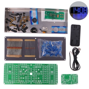Image 4 - ECL 132 DIY Kit Supersized Screen LED Electronic Display With Remote Control Whosale&Dropship