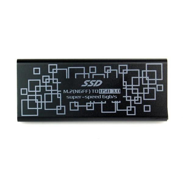 2015-Hot-USB3-0-to-M-2-NGFF-PCI-E-Converter-Adapter-Enclosure-Case-B-M(2)
