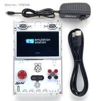5,0 дюймов HD ips экран портативная игра с Raspberry pi Compute Module 3 Lite игровая консоль DIY настольная игра