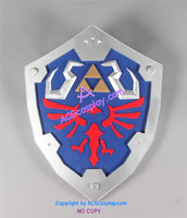 The Legend of Zelda shield cosplay prop pvc made ACGcosplay