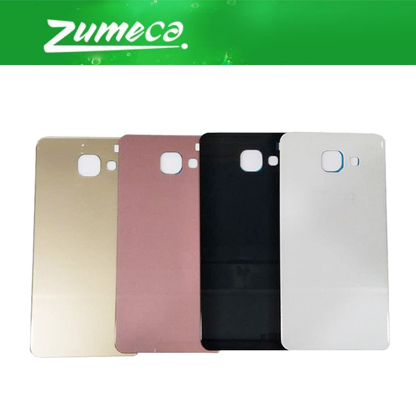 AAA+ Quality For <font><b>Samsung</b></font> Galaxy A5 2016 A510 <font><b>A510F</b></font> Battery Cover Housing Case Door Rear 4 Color image