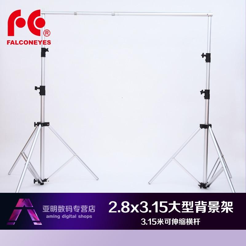 Adearstudio CD50 fotografia backdrop stand heavy duty quadro de fundo 2.8x3.15 m casamento flor stands