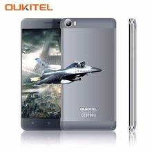 OUKITEL K6000 5.5 Inch Quad Core Smartphone Android 5.1 2GB RAM 16GB ROM Dual SIM Card 1280x720P Mobile Phone