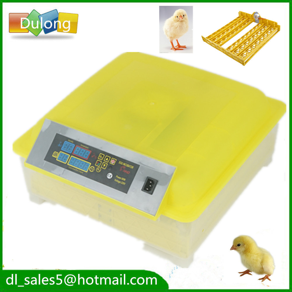 High quality cheap bird duck chicken egg hatching machines Chicken egg hatchery incubators machine for sale small chicken poultry hatchery machines 48 automatic egg incubator 220v hatching for sale