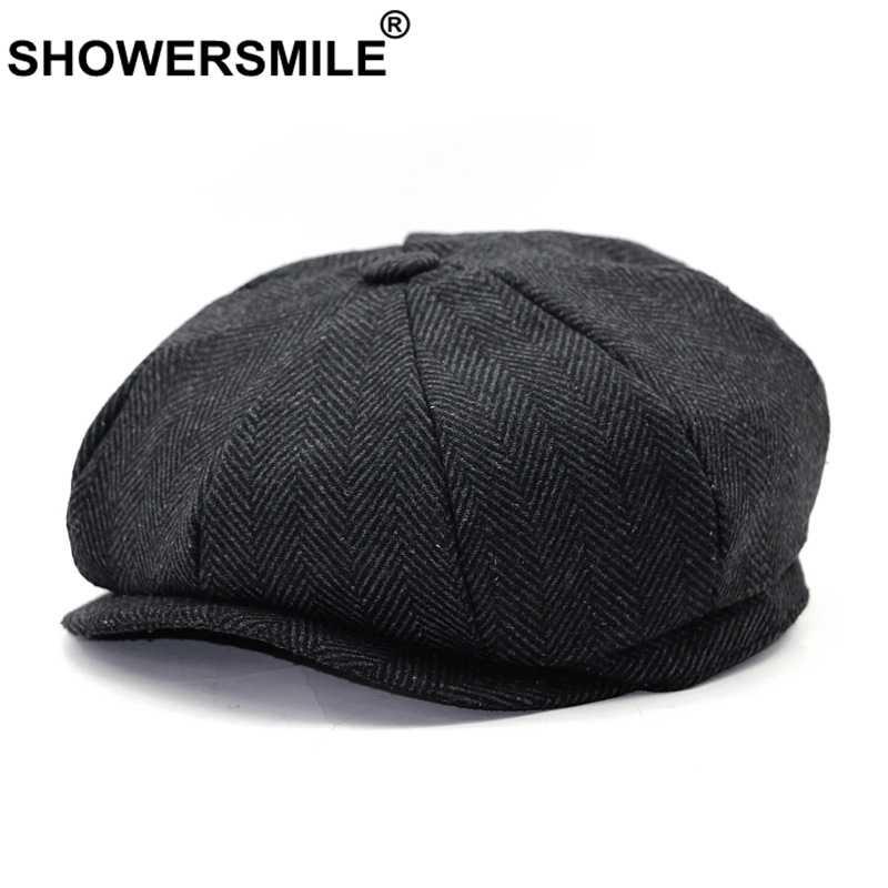e212c81da Detail Feedback Questions about SHOWERSMILE Brand Beret Men Women ...