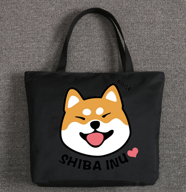Must see Shiba Inu Anime Adorable Dog - New-Cute-Dog-Bags-Shiba-Inu-Handbags-Anime-Cartoon-Canvas-Women-Student-Shoulder-Bag  Picture_57436  .jpg