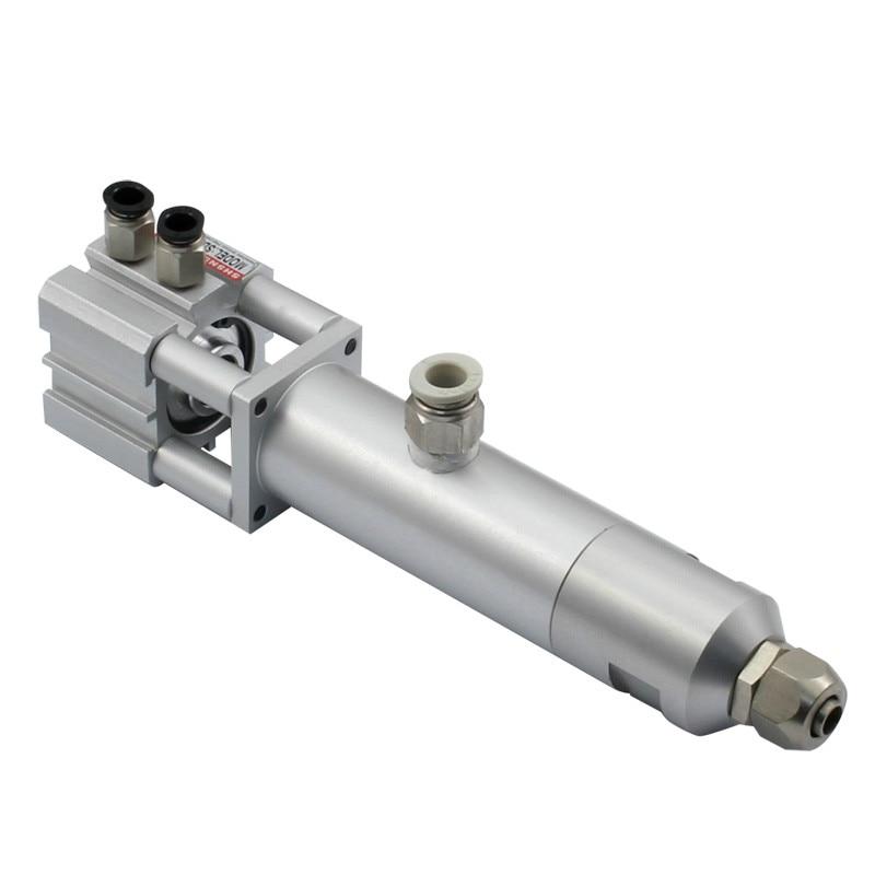 YK60 Precision Re Motion Suction Suction Dispensing Valve Large Flow Dispensing Controller handheld silicone dispensing valve high flow back suction dispenser dispensing valve