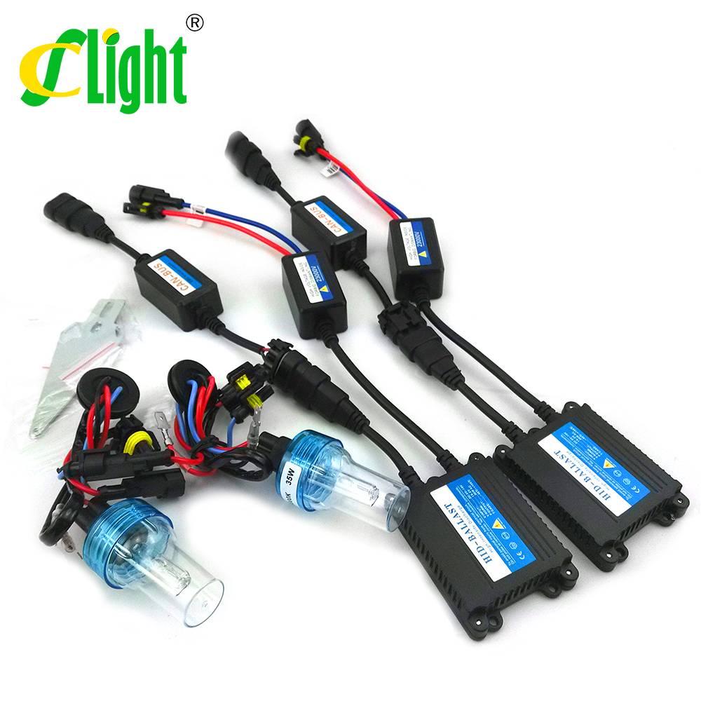 Super slim high quality canbus HID kit 35W HID xenon Kit H1 H3 H7 H8 H9
