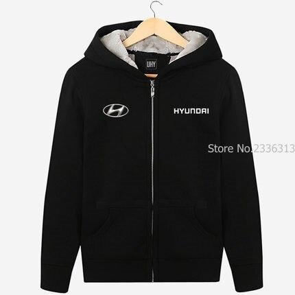 Hyundai Car Overalls 4s Shop Coats Car Club Autumn And Winter