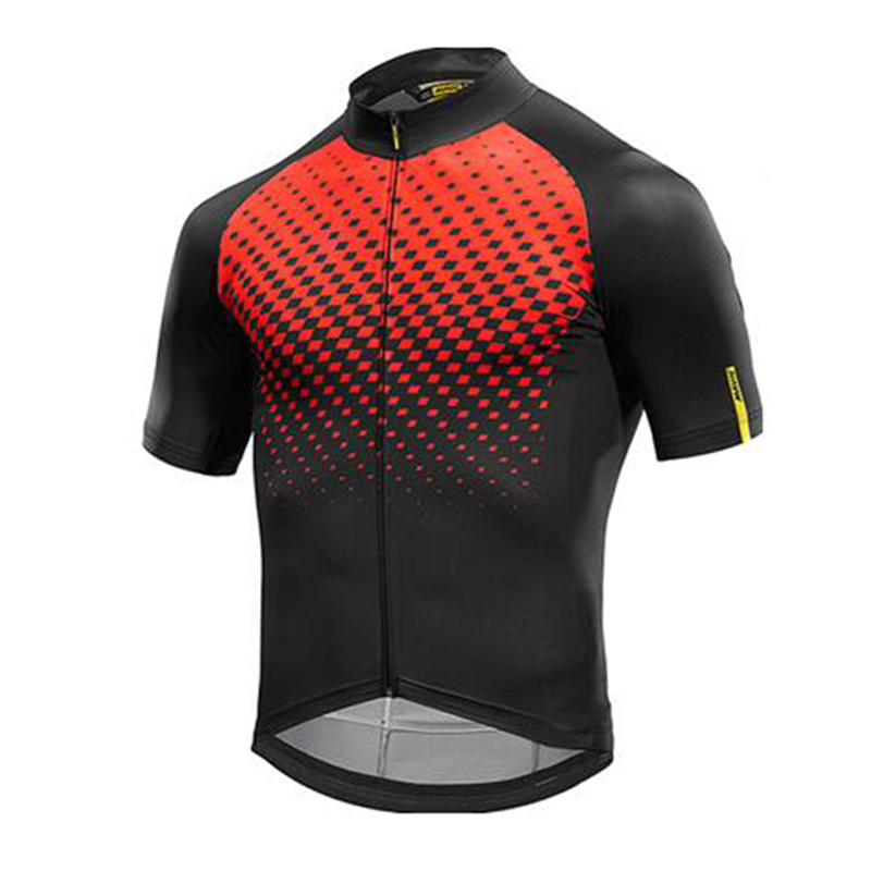 2018 MAVIC team Radfahren cycling jersey Januar men women Summer Ropa  ciclismo professional riding clothes XS-4XL clothing aeecce3d8