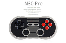 8Bitdo N30 Pro Wireless Bluetooth Controller Dual Classic Joystick for iOS Android Gamepad Game Controller PC Mac Linux