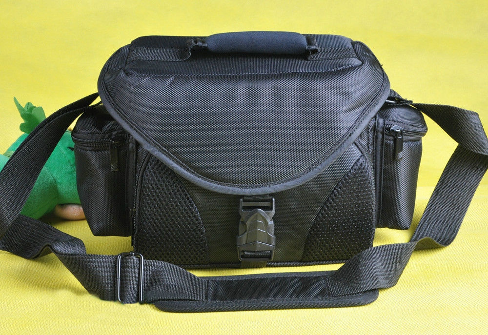 NEW Camera bag Fit NIKON CANON SONY FUJI PENTAX OLYMPUS LEICA SAMSUNG ...