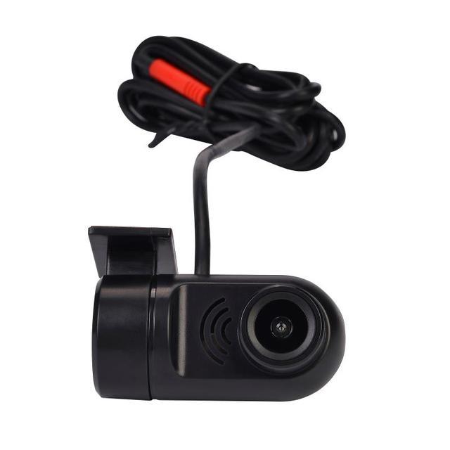 Автомобильный мини видеорегистратор с ночным видением, 64 ГБ, USB, 140 градусов