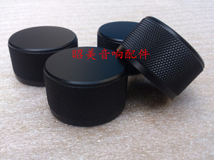Image 3 - Diameter 44MM high 22MM all aluminum solid volume potentiometer HIFI audio amplifierS knob