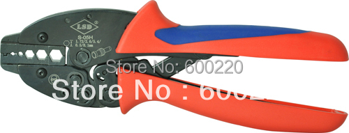 new! S-05H crimping tool pliers for coaxial BNC cable connectors RG55, RG58, RG59