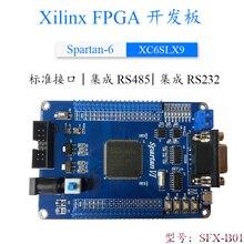 Yeni kurulu XILINX Spartan6 XC6SLX9 FPGA için RS485 modülü ile USB