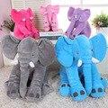 Fundamento do bebê 28*33 cm Elefante Travesseiro Macio Travesseiro Bebê Recém-nascido Do Bebê Bonecas Cama Almofada Do Assento Do Bebê Elefante Travesseiro miúdos Cama