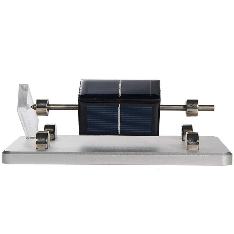 Solar Mendocino Motor Magnetic Levitating Educational Model