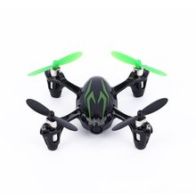 RC Drone with 720P 2MP Camera for Hubsan X4 H107C 2.4G 4CH 6 Axis RC Quadcopter Gyro Drone Black and Green Toys