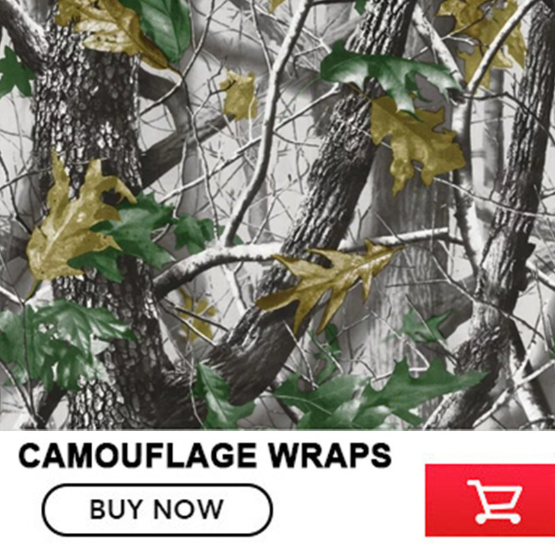 FS015 1.52*5/10/15/20/25/30m Realtree <font><b>Camouflage</b></font> <font><b>Sticker</b></font> Car Wrap Film Car Styling Motorcycle <font><b>Bike</b></font> Truck image