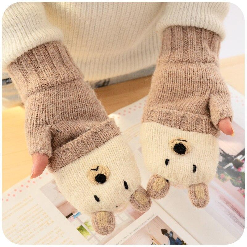 Resultado de imagen para guantes para mujer de lana