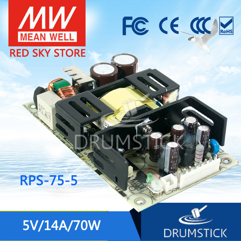 Selling Hot MEAN WELL RPS-75-5 5V 14A meanwell RPS-75 5V 70W Single Output Medical Type [powernex] mean well original rps 160 5 5v 20a meanwell rps 160 5v 103w single output medical type switching power supply page 5 page 2 page 4 page 4 page 1 page 4 page 4 page 1