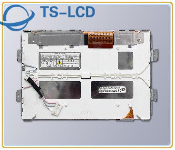 100% протестированный оригинал хорошего качества LTA070B511F LEXUS IS250 IS300 IS350 навигации ЖК дисплей ЖК дисплей + сенсорный экран 2006 2007 2008 2009