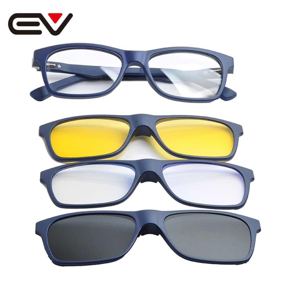 ef142e9147 clip on sunglasses for kids 1 Frame with 3 clips Boys clip-on sunglasses  Boys